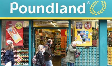 Poundland rolls out frozen food service and new store layout to 37 branches - full list