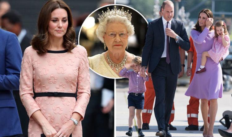 Kate Middleton News Pregnant Latest Duchess Of Cambridge