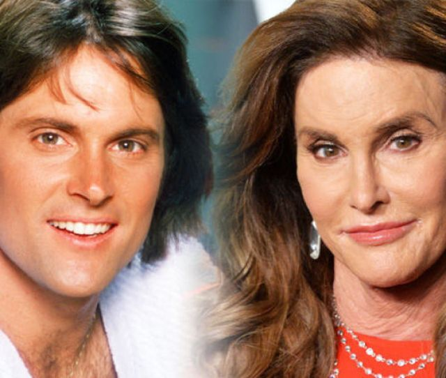 Caitlyn Jenner Before And After Bruce Jenner Vs Caitlyn