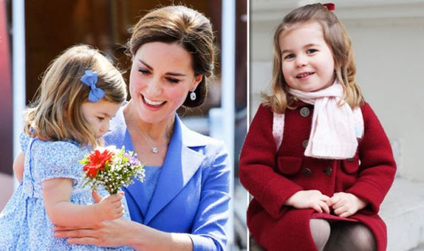 Kate Middleton will send Princess Charlotte to an ...