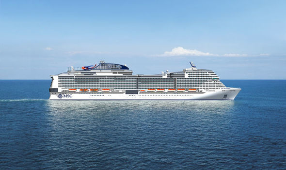 Image result for msc bellissima photos