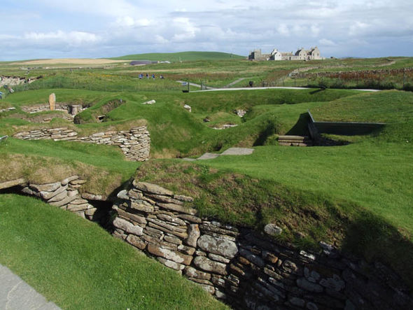 Skara Brae village  The Lochs of Scotland cruise: A reminder of how stunning Scotland is | Cruise | Travel Scotland cruise Lochs beautiful travel holiday 1104415