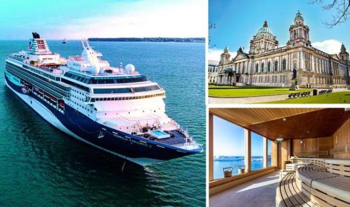 TUI cruise holidays: Marella Cruises unveils UK summer coastal sailings - on sale tomorrow