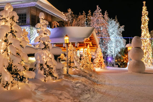 The magic of Lapland unwrapped on a short winter break to ...