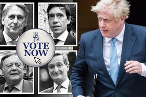 Express POLL: Was Boris right to sack 21 Tory rebels for blocking no deal Brexit? VOTE NOW