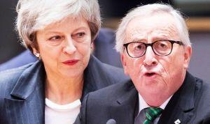 May Handlanger von Juncker