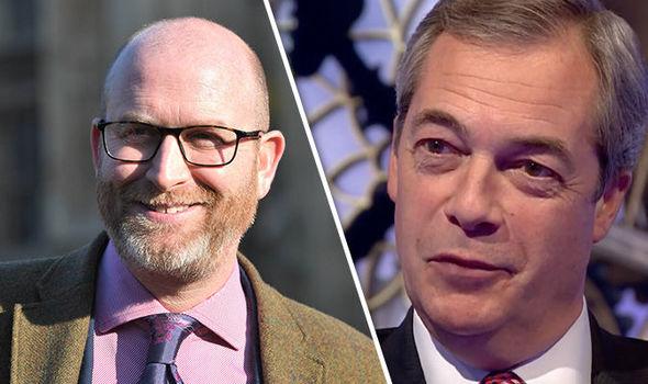 Farage on Sunday Politics
