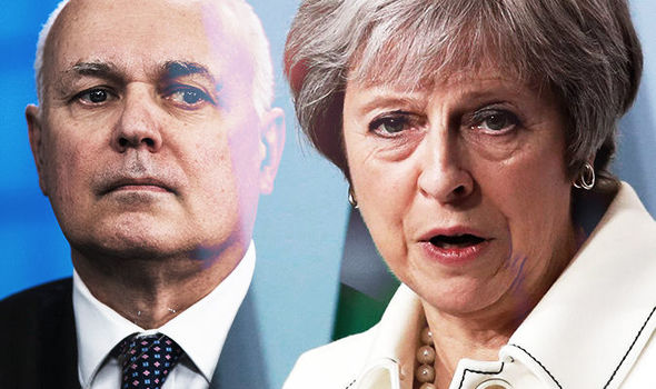 May and IDS