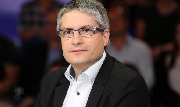 German MEP Sven Giegold
