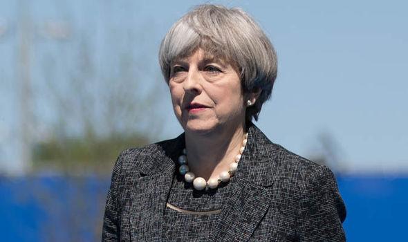 Theresa May ISIS terrorism extremism G7 summit Manchester bombing Taormina Sicily