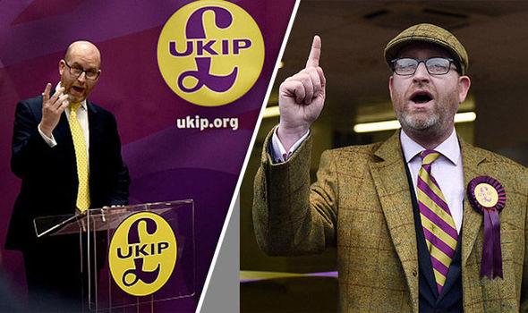 UKIP's Paul Nuttall hit out at trolls