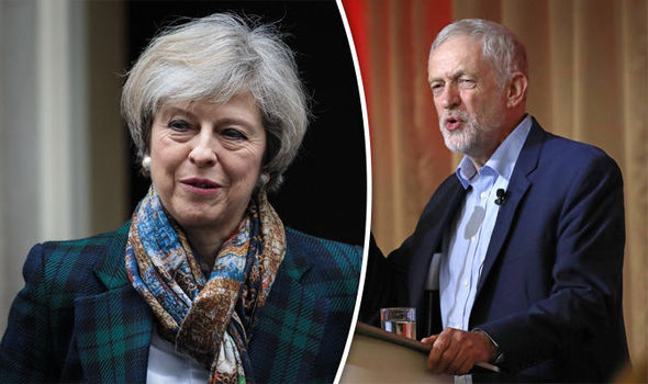 Theresa May is set to quash Tory rebels as Labour vow to back the Brexit bill