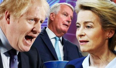 Johnson Barnier Leyen
