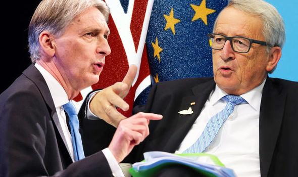 brexit news eu uk philip hammond enemy  Brexit news: Chancellor Philip Hammond says EU is the 'enemy' | Politics | News brexit news eu uk philip hammond enemy 866121