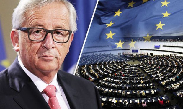Jean-Claude Juncker is president of the EU Commission