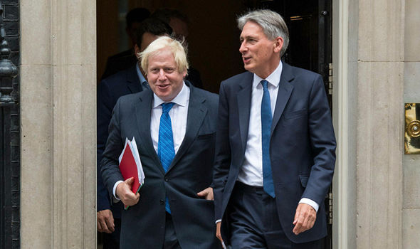 Brexit news: Chancellor Philip Hammond says EU is the 'enemy' | Politics | News 1095290