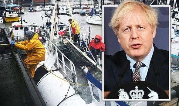 Boris Johnson, Fishing
