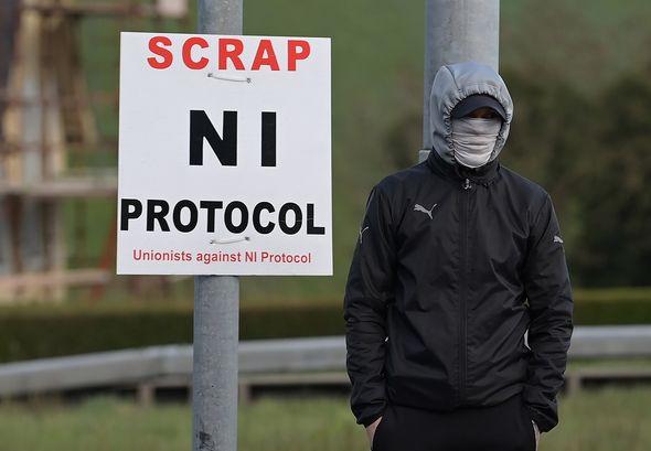 Boris urged to scrap Northern Ireland Protocol