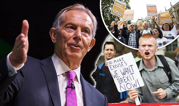 Blair Brexit