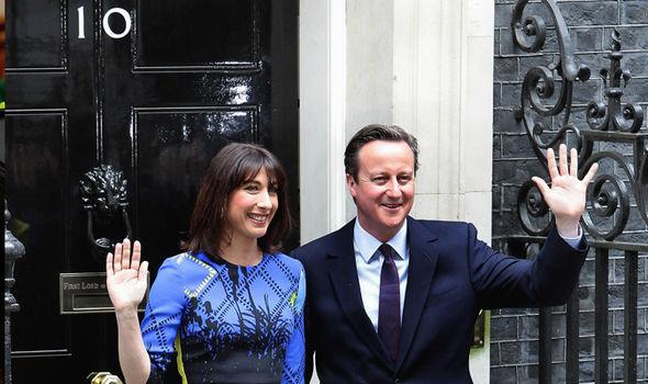 David Cameron election