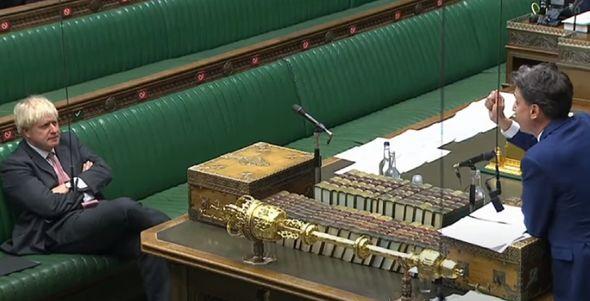 David Miliband Boris Johnson