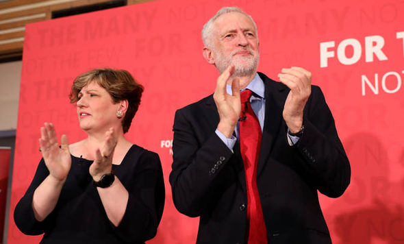 Election 2017 Labour Jeremy Corbyn Emily Thornberry