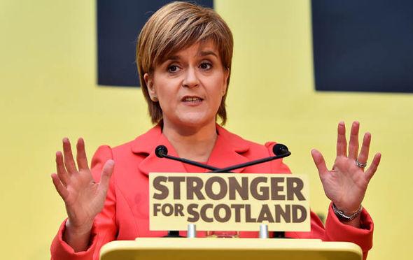 General Election 2017 Scotland Nicola Sturgeon SNP schools education