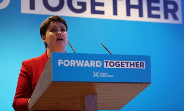 General Election 2017 Scotland Ruth Davidson Conservatives