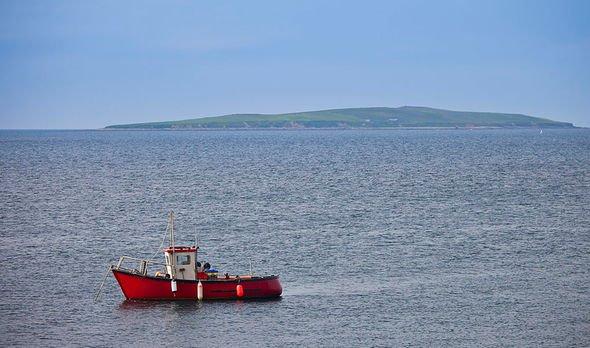 Ireland fishing Wexford