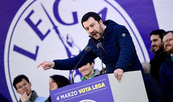 Italian election 2018: Matteo Salvini