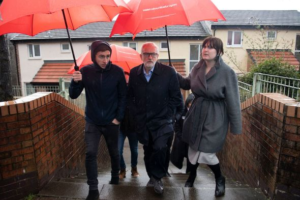 Labour Corbyn.