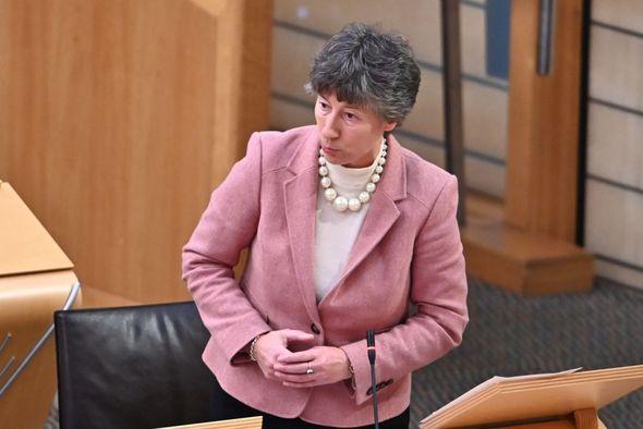 Nicola Sturgeon briefing.