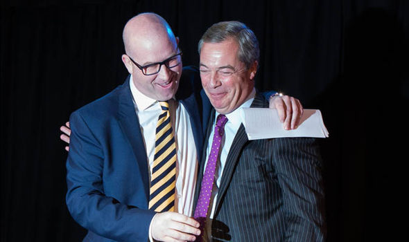 Nuttall and Farage