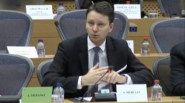Romanian MEP Siegfried Mureşan