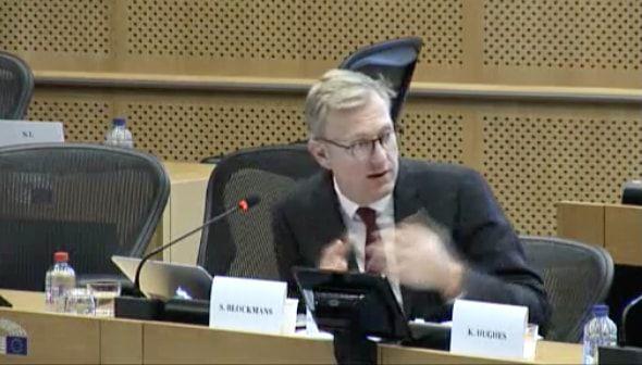 Dutch academic Steven Blockmans