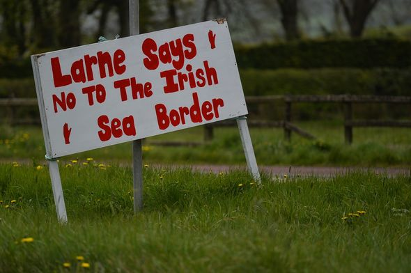 Tensions in Northern Ireland reach breaking point