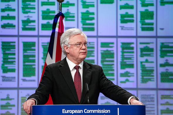 david davis brexit resignation
