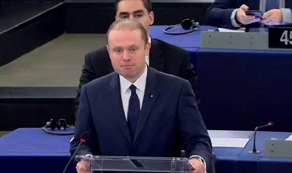 Maltese PM Joseph Muscat