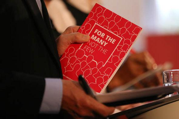 Labour Party's manifesto