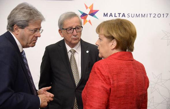 malta talks