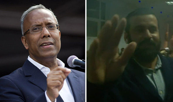 Lutfur Rahman ejects BBC from meeting