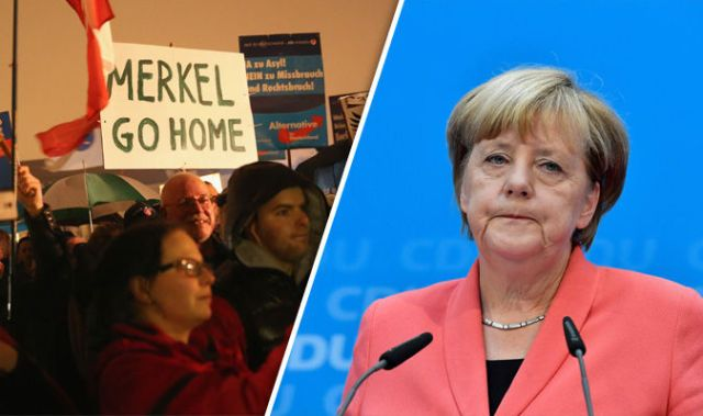 When is the German election 2017? Will Angela Merkel LOSE power?