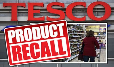 Tesco recalls ice lolly also sold in Asda, Sainsbury's and Iceland - 'do not eat'