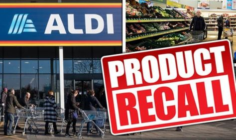 Aldi shares an urgent food recall on chicken and baby food - salmonella warning