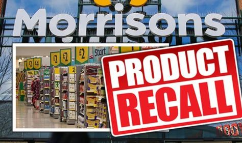 Morrisons issues urgent recall on popular food item over allergy fears - 'do not eat'