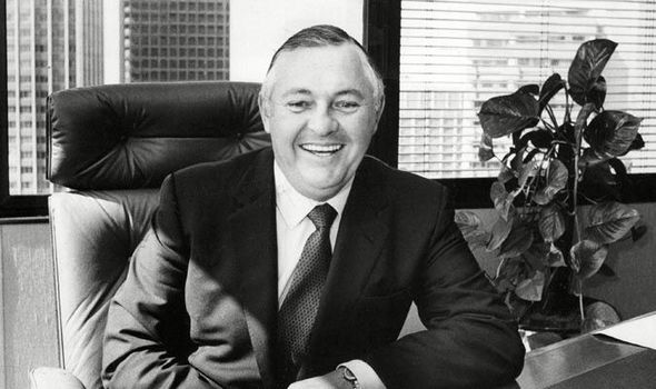 Alan Bond Americas Cup Hero And Disgraced Businessman