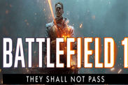 Battlefield 1 DLC They Shall Not Pass PS4 Xbox One