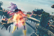 Gravity Rush 2 Review PS4