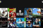 Xbox One Backwards Compatibility list three games Xbox 360