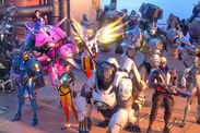 Overwatch news Xbox One PS4 mouse keyboard Blizzard warning Microsoft